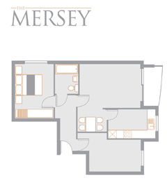 The Mersey Apartments - Canal Court, Burslem, Stoke-on-Trent